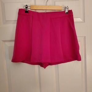 Pink Skorts